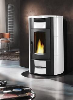 Vendita offerta stufe termostufa a pellet dal zotto marta idro - Vendita stufe a pellet usate ...